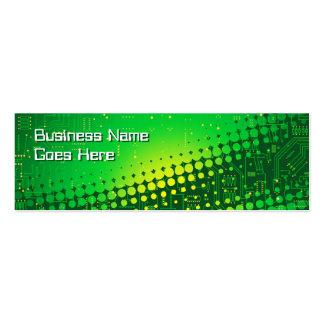 hi-fi cpu business card template
