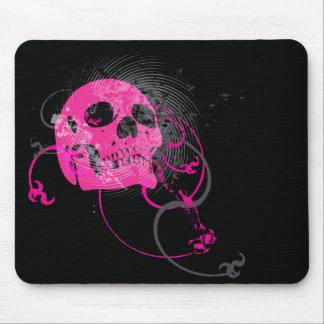 hi-fi skullz mouse mat