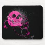 hi-fi skullz mouse pad