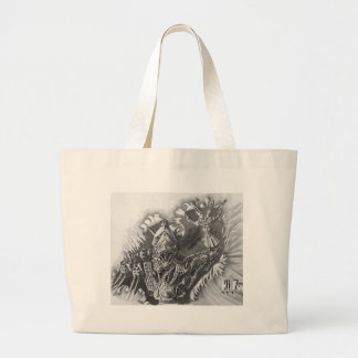 Hi Four Tote Bags