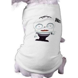 Hi Halloween Dog Shirt