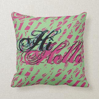 Hi Hello Cushion