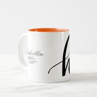 Hi! Hibiscus Mug