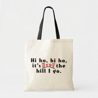 Hi Ho 60 Budget Tote Bag