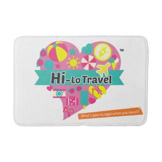 Hi-Lo Travel Bath Mat