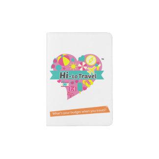 Hi-Lo Travel Passport Holder - Snow White