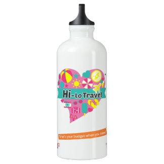 Hi-Lo Travel Water Bottle - Snow White SIGG Traveller 0.6L Water Bottle