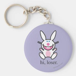 Hi Loser Key Ring