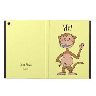 HI monkey Case For iPad Air