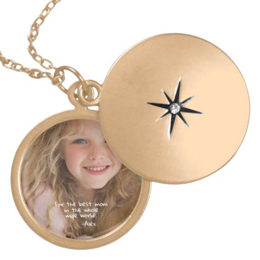 Hi Mum. You are Awesome. Mother's Day Gift. Gold Plated Necklace