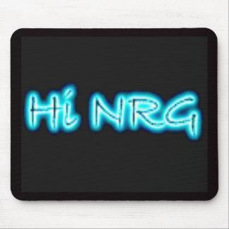 Hi NRG Mouse Pad