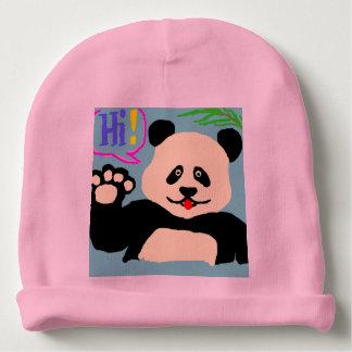 Hi Panda! Baby Beanie