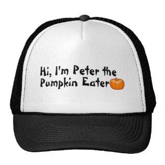 Hi Peter The Pumpkin Eater Cap