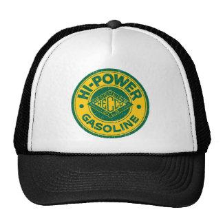 Hi-Power Gasoline Trucker Hat