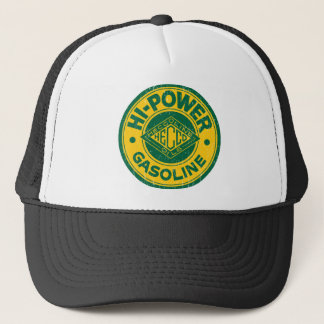 Hi-Power Gasoline Trucker Hat