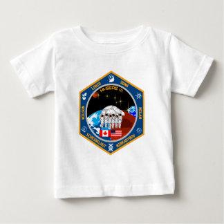 HI-SEAS Mission III Gear Baby T-Shirt