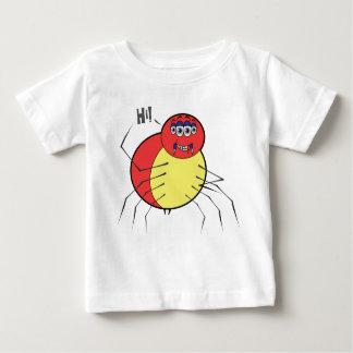 Hi Spidey Baby Fine Jersey T-Shirt