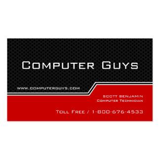 Hi-Tech Business Cards