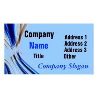 Hi-Tech Design Business Cards