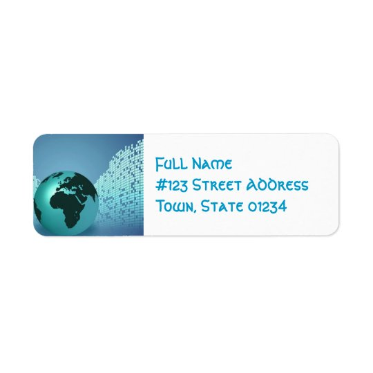 Hi Tech Mailing Labels