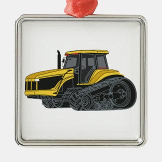 Hi Track Tractor Christmas Ornament