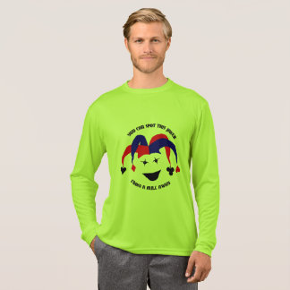 Hi-Vis Long Sleeve T-Shirt