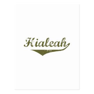 Hialeah Revolution t shirts Post Cards