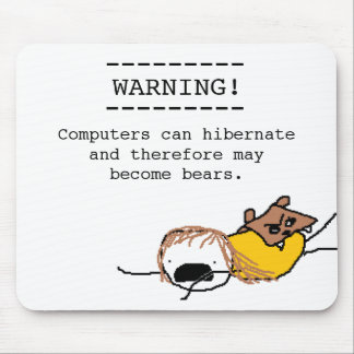 Hibernation Mousepad