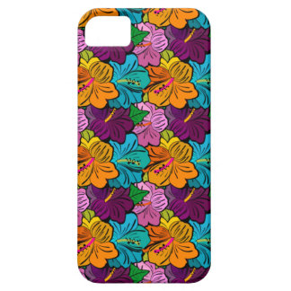 Hibiscus 04 case for the iPhone 5