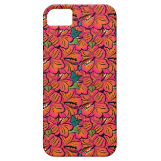 Hibiscus 05 barely there iPhone 5 case