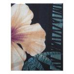 hibiscus 21.5 cm x 28 cm flyer