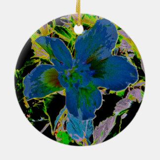 Hibiscus 2635a Ornament