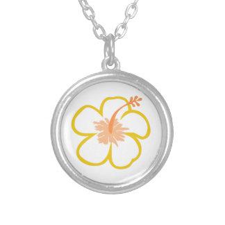 hibiscus applique custom jewelry
