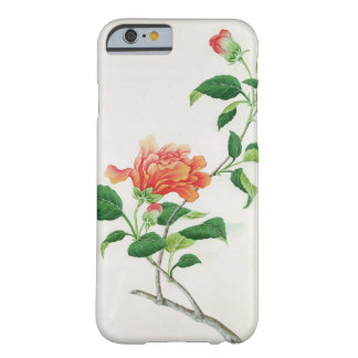 Hibiscus Barely There iPhone 6 Case