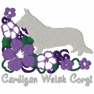 Hibiscus Cardigan Welsh Corgi