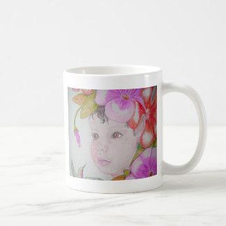 Hibiscus Fairy (2) Basic White Mug