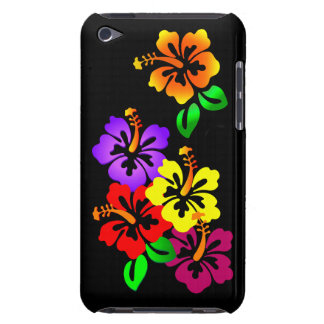 Hibiscus Floral 4th Generation iPod Touch Case