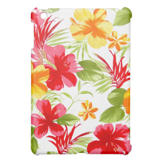 Hibiscus Floral Fiesta iPad mini case