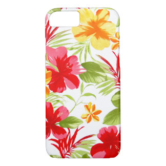 Hibiscus Floral Fiesta iPhone 7 case