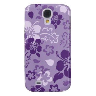 Hibiscus Flower Pattern iPhone 3 Case