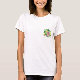 Hibiscus Flower T-shirt