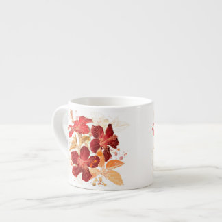 Hibiscus flower - watercolor paint 2