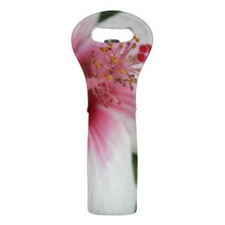 Hibiscus Flower Wine Bag