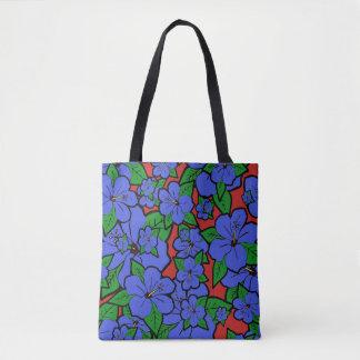 Hibiscus Flowers #2 Tote Bag