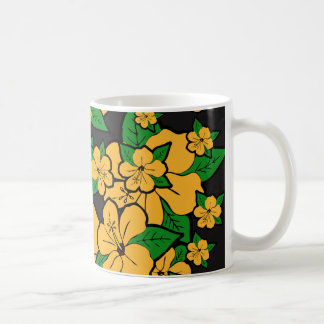 Hibiscus Flowers #3 Coffee Mug