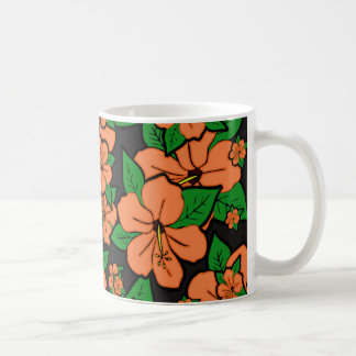 Hibiscus Flowers #5 Coffee Mug