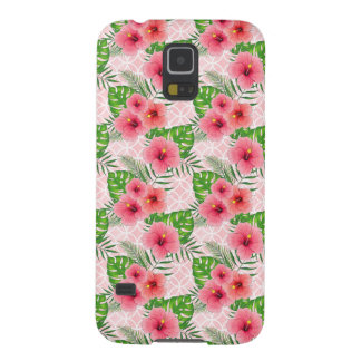 Hibiscus Flowers Cases For Galaxy S5