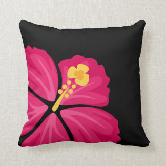 Hibiscus Flowers Cushion
