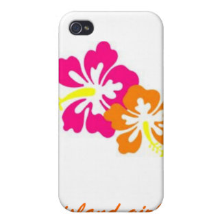 Hibiscus Flowers iPhone 4 Cover