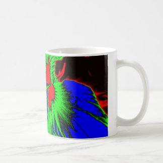 HIBISCUS GARDEN FLOWER PHOTO PRINT COFFEE MUG